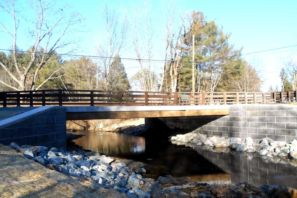 Amherst NH Manchester Road Bridge