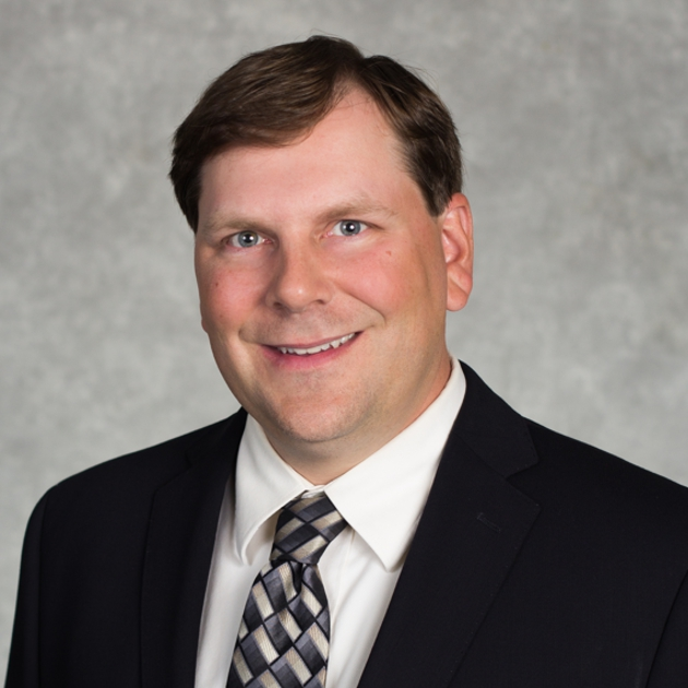 Patrick Sharrow Corporate Photo