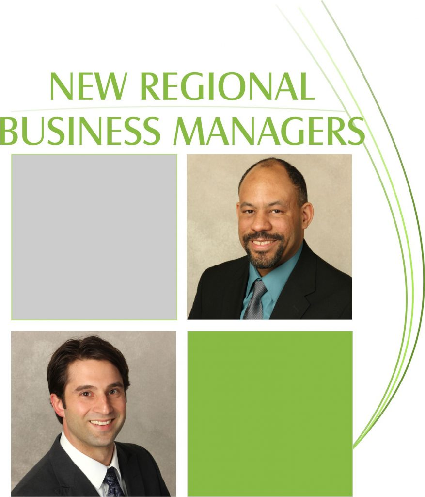New Regional Business Managers for Hoyle, Tanner