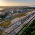 Leesburg International Airport Runway 13-34